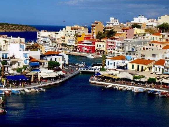 Крит, Агиос Николаус