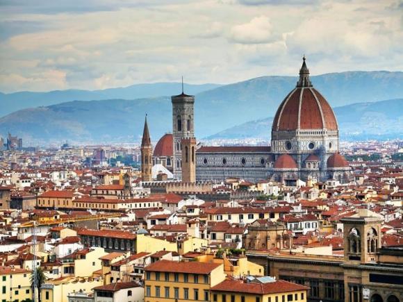 Санта Мария дей Фьоре во Флоренции